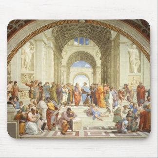 RAPHAEL - Die Schule von Athen 1511 Mousepad