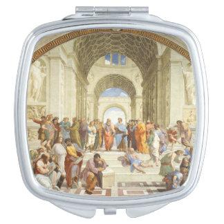 RAPHAEL - Die Schule von Athen 1511 Taschenspiegel