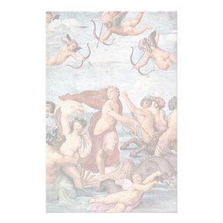 RAPHAEL - Triumph von Galatea 1512 Briefpapier