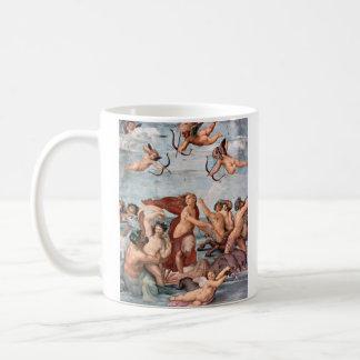 RAPHAEL - Triumph von Galatea 1512 Kaffeetasse