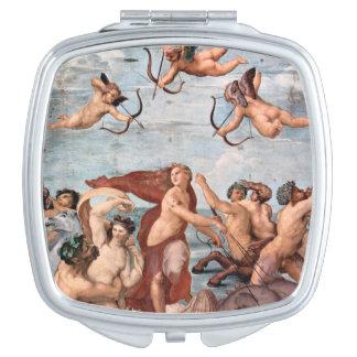 RAPHAEL - Triumph von Galatea 1512 Schminkspiegel