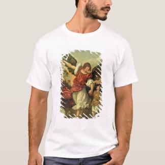 RAPHAEL und Tobias, 1507-8 (Öl auf Platte) T-Shirt