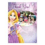 Rapunzel Geburtstag danken Ihnen Karten Personalisierte Ankündigung