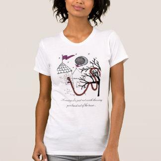 Rapunzels sehr schlechtes Haar-TagesShirt T-Shirt