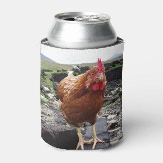 Rasen-Huhn kann cooler, durch H.A.S. Arts Dosenkühler