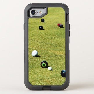 Rasen rollt Aktion, OtterBox Defender iPhone 8/7 Hülle