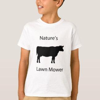 Rasenmäher der Natur Tshirt