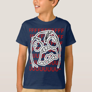 Raserei-Typ T-Shirt