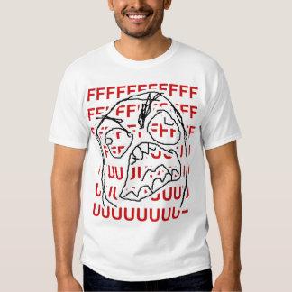 Raserei-Typ Tshirts