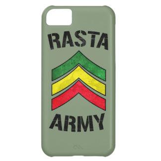 Rasta Armee iPhone 5C Hülle