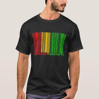 Rasta Aufstieg über Barcode! T-Shirt