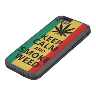 Rasta Case-Mate starker Xtreme iPhone 6/6s Fall