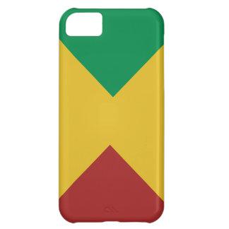 Rasta Dreiecke iPhone 5C Hülle