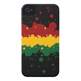 Rasta durch Picona™ iPhone 4 Etuis