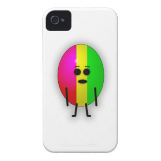 Rasta Ei iPhone 4 Cover