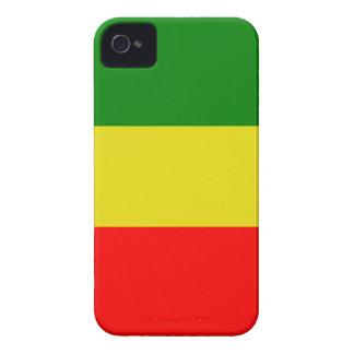 Rasta Fall Case-Mate iPhone 4 Hüllen