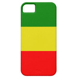 Rasta Fall iPhone 5 Etui