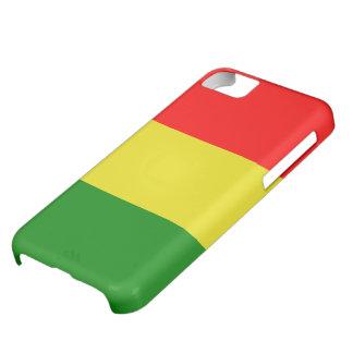 Rasta Fall iPhone 5C Hülle