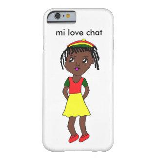 Rasta/Fall Jamaikas Iphone Barely There iPhone 6 Hülle