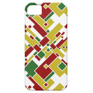 Rasta Farbschema Schutzhülle Fürs iPhone 5