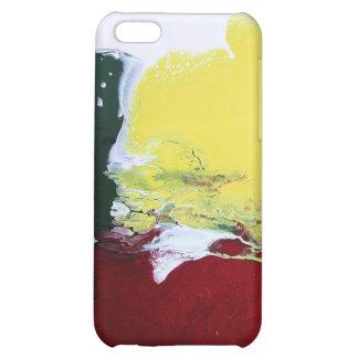 Rasta Flagge iPhone 5C Schale