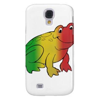 Rasta Frosch Galaxy S4 Hülle