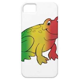 Rasta Frosch iPhone 5 Etui