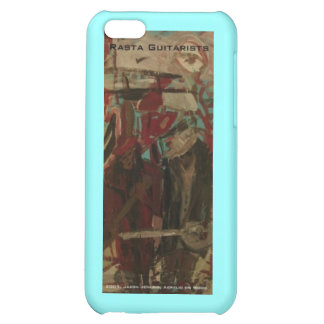Rasta Guitarists Cover For iPhone 5C