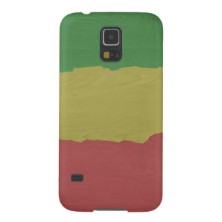 Rasta Holz-Korn Samsung S5 Cover