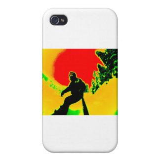 Rasta Hülle Fürs iPhone 4