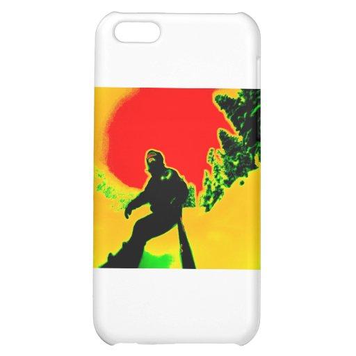 Rasta iPhone 5C Cover