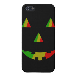 Rasta Kürbislaterne iPhone 5 Cover