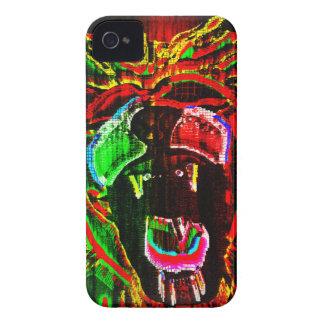 Rasta Löwe Case-Mate iPhone 4 Hülle