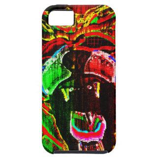 Rasta Löwe iPhone 5/5s Fall iPhone 5 Hülle