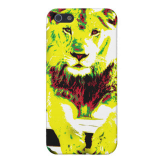 Rasta Löwe iphone Fall iPhone 5 Case