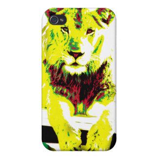 Rasta Löwe iphone Fall Schutzhülle Fürs iPhone 4