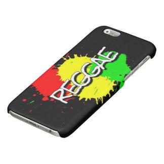 rasta Reggae-Graffiti-Flaggenstelle