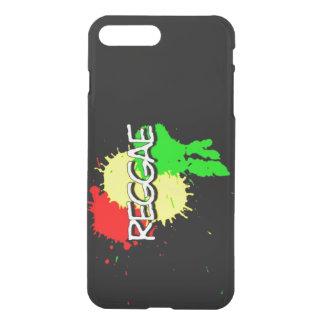 rasta Reggae-Graffiti-Flaggenstelle iPhone 7 Plus Hülle