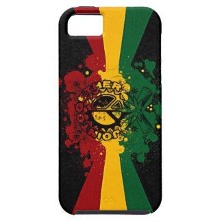 rasta Reggae-Graffiti-Musikkunst Schutzhülle Fürs iPhone 5
