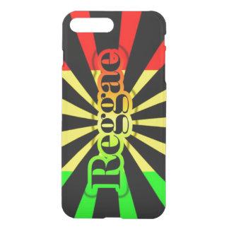 rasta Reggae-Graffitiflagge iPhone 7 Plus Hülle
