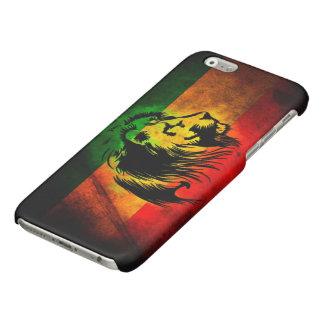 rasta Reggae-Löweflagge