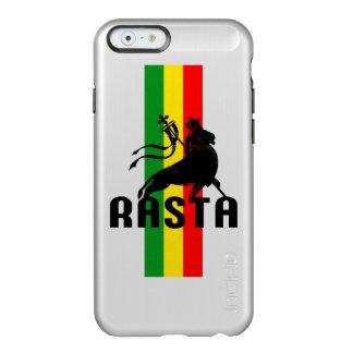 rasta Reggae-Löweflagge Incipio Feather® Shine iPhone 6 Hülle