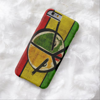 rasta Reggaefrieden Barely There iPhone 6 Hülle