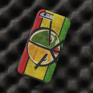 rasta Reggaefrieden Tough iPhone 6 Hülle