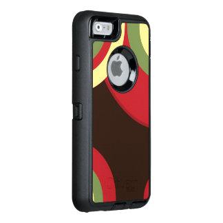 Rasta Retro Muster OtterBox iPhone 6/6s Hülle