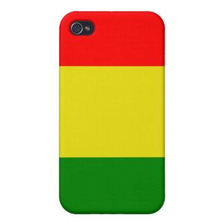 Rasta Speck-Kasten iPhone 4 Hüllen