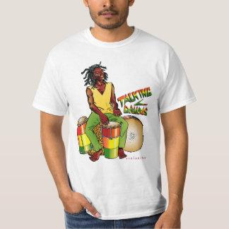 Rasta sprechentrommel-T - Shirt