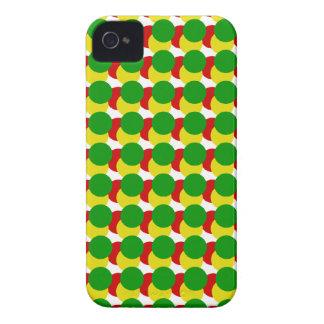 Rasta Stellen iPhone 4 Case-Mate Hüllen