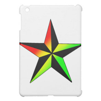 Rasta Stern iPad Mini Hülle
