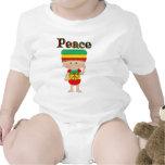 Rasta Themed Geschenke und T-Shirts für Kinder, Er